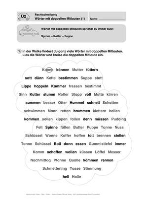 deutsch grundschule deutschunterrichtsmaterial f252r die
