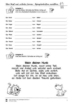 Grundschule | kostenlose Unterrichtsmaterialien für die Grundschule