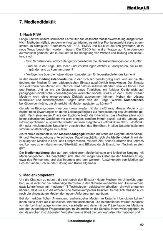 Mediendidaktik - Allgemeine Informationen und Aufbau moderner didaktischer DVDs