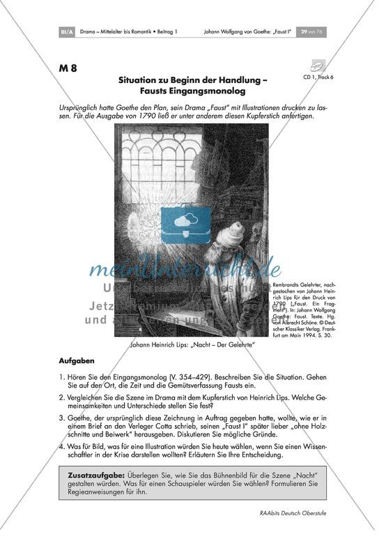 """Johann Wolfgang von Goethe - """"Faust I"""""""