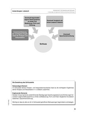 Arbeitseinheit zur Gestaltung einer Analyse/ Interpretation von Liebeslyrik