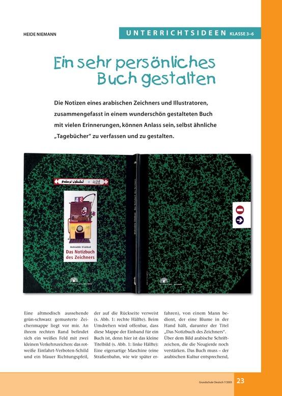 Ein sehr persönliches Buch gestalten: Tagebücher verfassen und gestalten