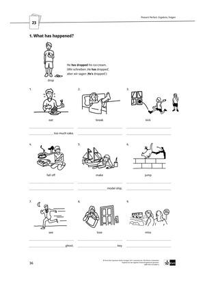 Unterrichtsmaterial von Ernst Klett Sprachen | meinUnterricht.de