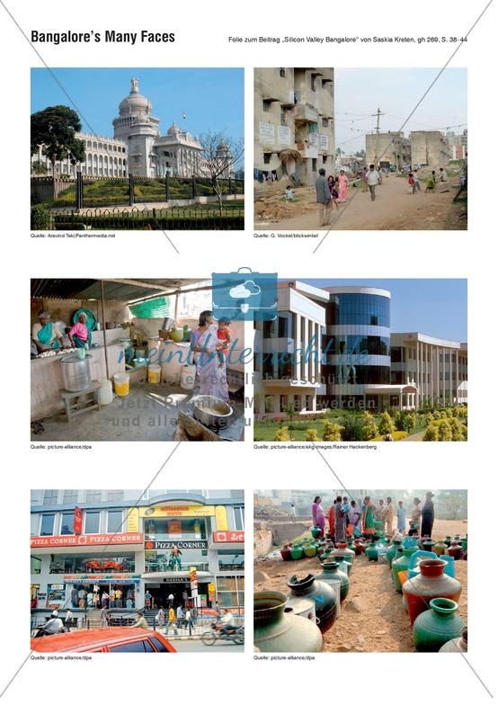 Fotos zu Bangalore, Indien