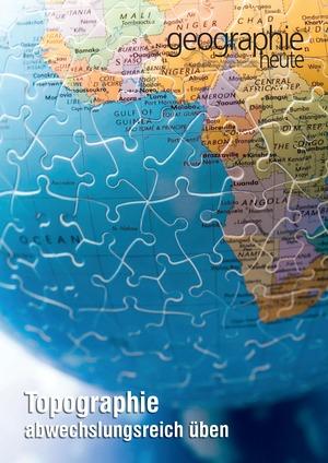 Topographieheft zur nachhaltigen Festigung topographischer Orientierungskompetenz