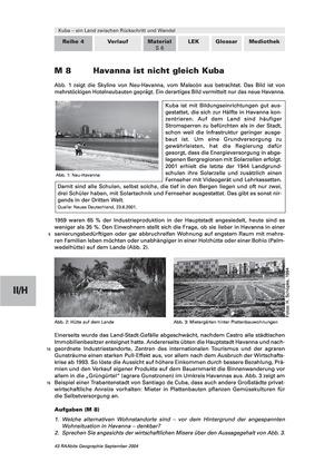 Havanna als Symbol der Wirtschaftskrise Kubas: Der Stadt-Land-Konflik