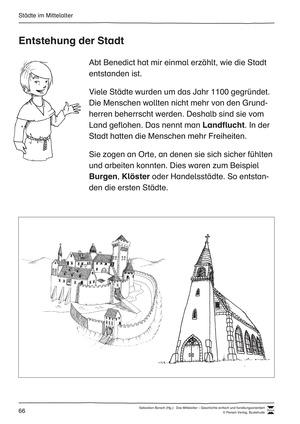 Urbanisierung: Entstehung der Stadt im Mittelalter