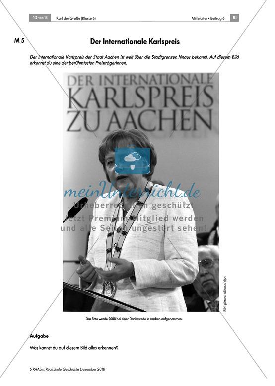 Karl der Große: Vater Europas?