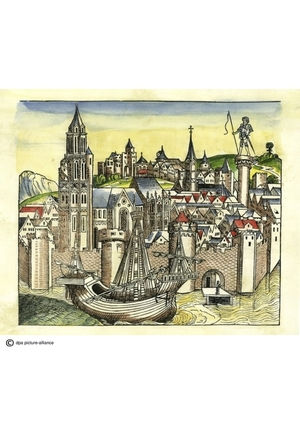 Bildmaterial Geschichte: Mittelalter