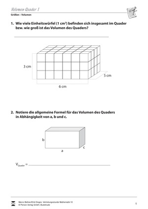 mathematik gesamtschule unterrichtsmaterial f r die. Black Bedroom Furniture Sets. Home Design Ideas