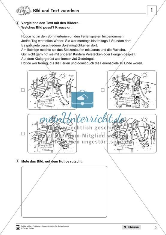 Arbeitsblätter: Mathe Klasse 3 zum Download | meinUnterricht