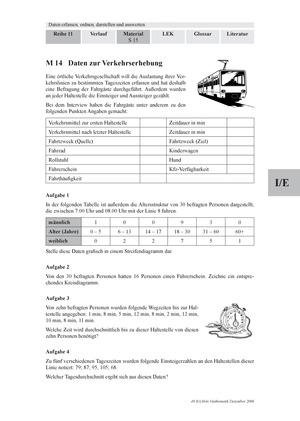 Vorbereitung auf die nächste Klassenarbeit: Checklisten